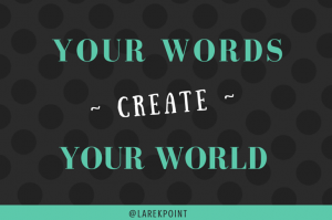 words create your world