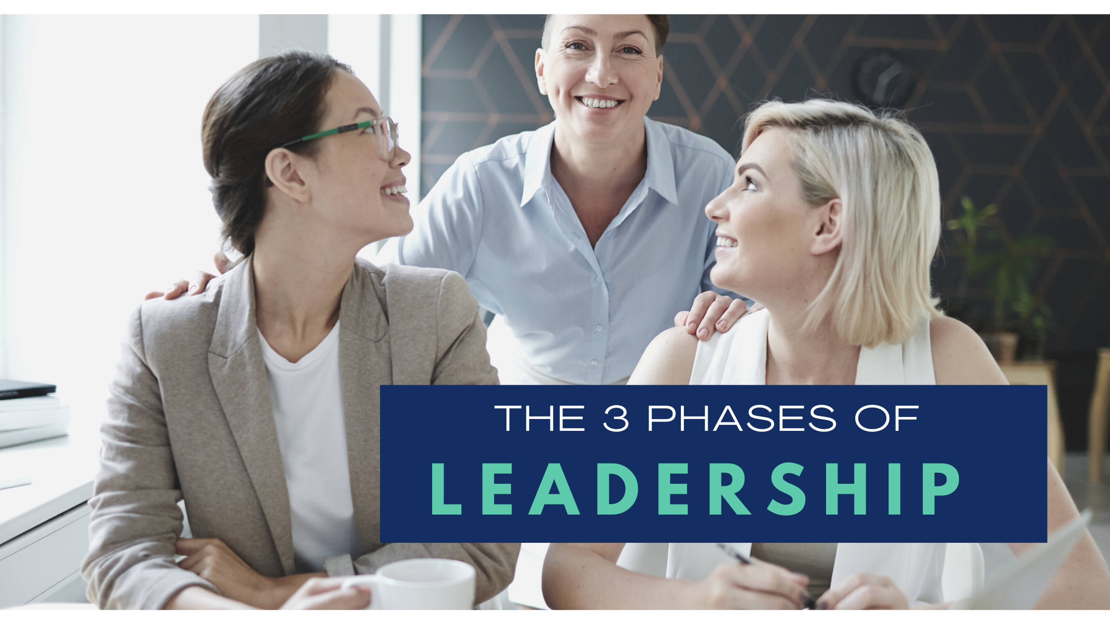 larek point consulting 3 phases of leadershp