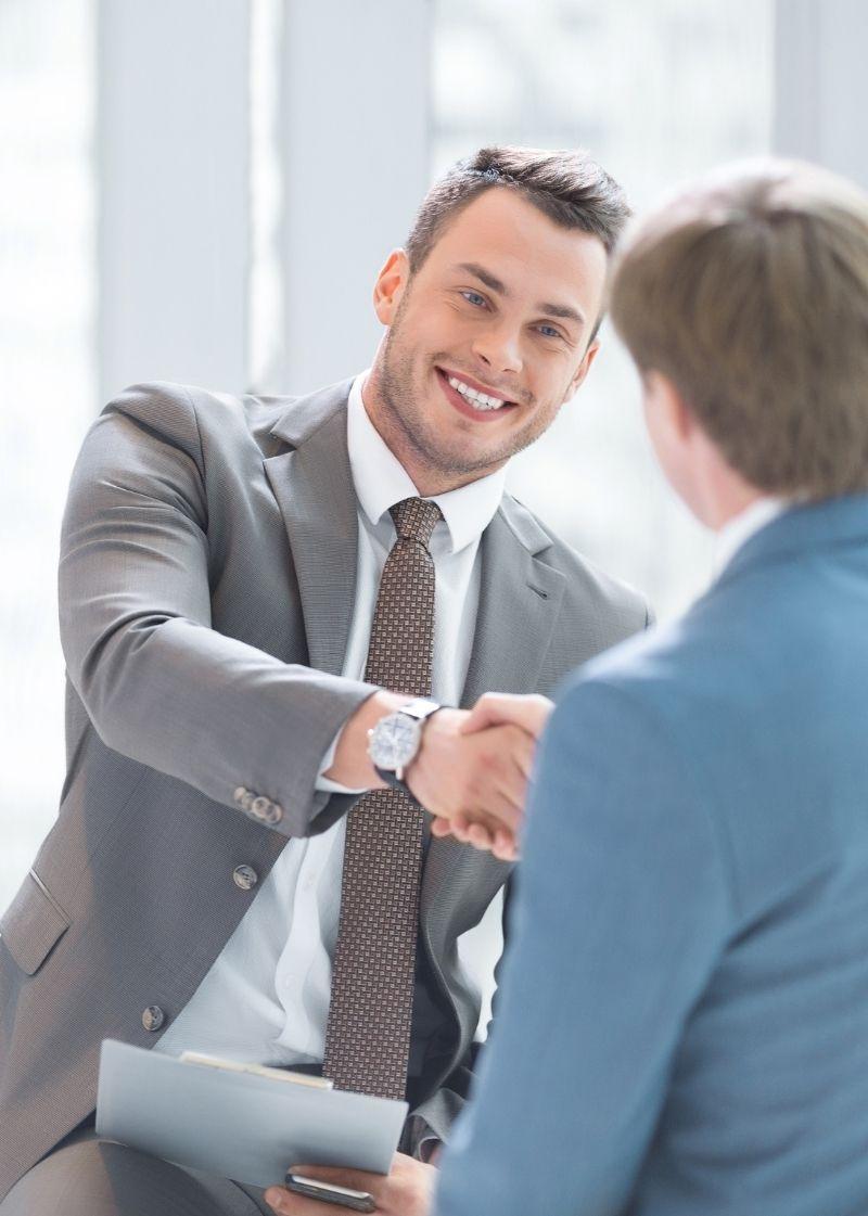 larek point consulting professional man