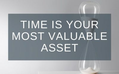 ORGANIZE YOUR WORKFLOW… AND DON'T FORGET WHAT YOUR TIME IS WORTH!
